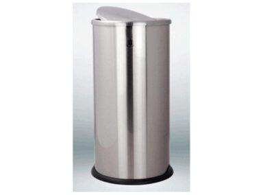 سطل زباله اداری با درب گردشی 360 درجه آکاالکتریک – اکاالکتریک