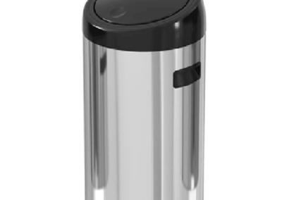 سطل زباله استیل تاچ بین 40 لیتری – اکاالکتریک