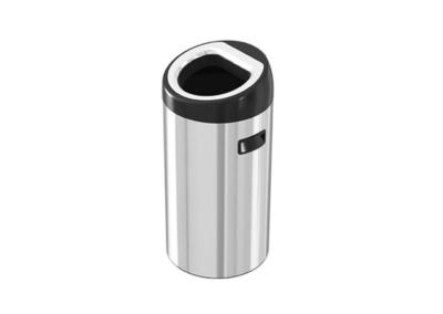 30 liter stainless steel shot trash – akaelectric
