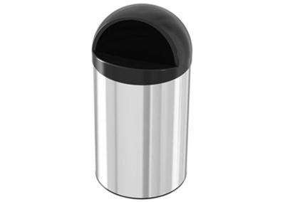 سطل زباله استیل کاپ بین 45 لیتری – اکاالکتریک