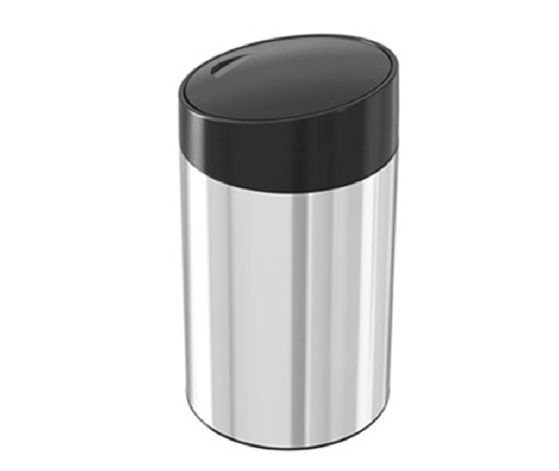 45 liter stainless steel sliding door trash – akaelectric