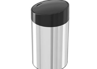 سطل زباله استیل اسلاید بین 45 لیتری slide bin45L – اکاالکتریک