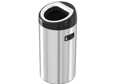 45 liter stainless steel shot trash – akaelectric