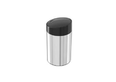 سله المهملات المنزلیه المنزلقه من الفولاذ 5 لترًا  – slide bin – آکا الکتریک