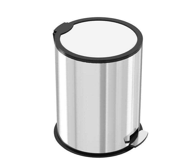 16 liter steel pedal bucket – silent door – akaelectric