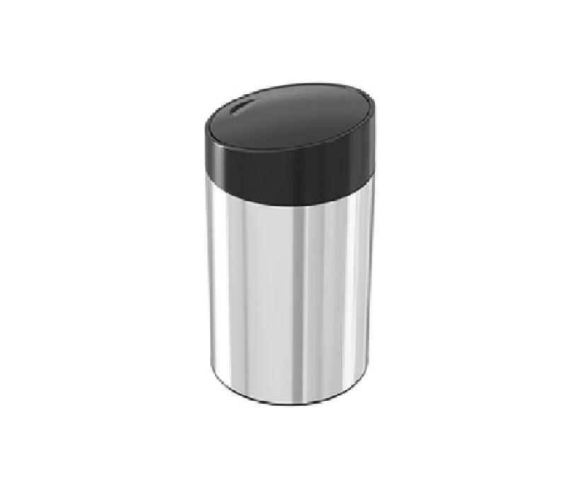 سطل زباله خانگی استیل اسلاید بین 30 لیتری – Slide bin 30L – اکاالکتریک