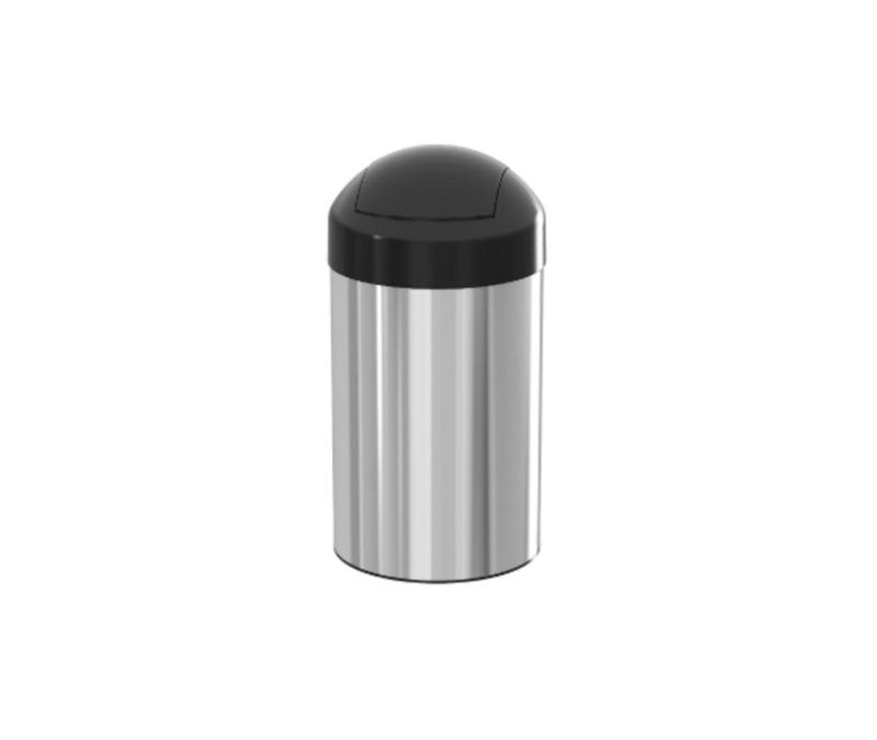 Tonsorbin trash bin 5 liters – stainless steel bucket – akaelectric