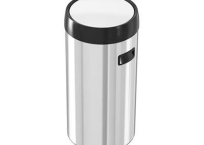 Wheel door trash bin 45 liters – Akaelectric