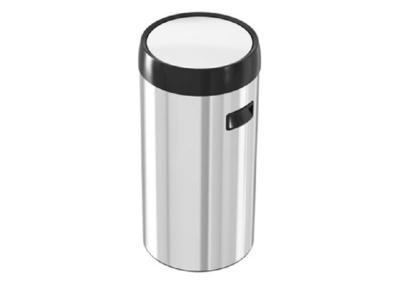 Wheel door trash bin 30 liters – Akaelectric